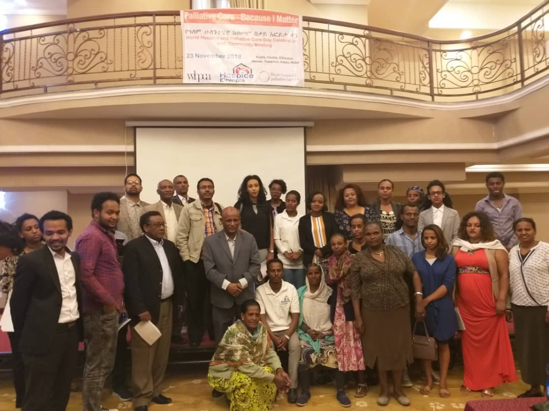 World Hospice and Palliative are Alliance (WHPCA) meet to in Addis Ababa