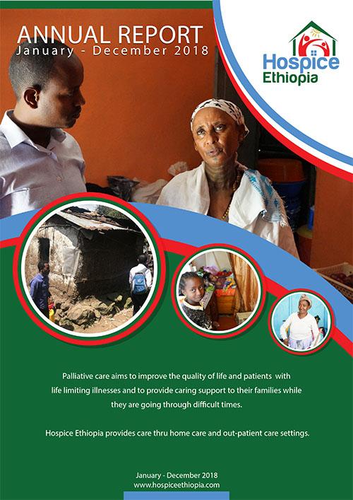 2018 Hospice Ethiopia Annual Report